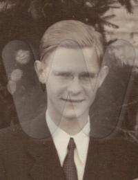 Niels Poulsen Kolding 1950